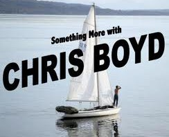 Radio Interview – Something More with Chris Boyd WXTK