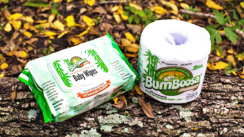 BABY YOUR BUM NATURALLY WITH SOFT BAMBOO!