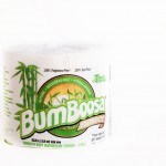 Tree-free, BPA-free, Soft and Septic Safe Bamboo Bathroom Tissue by Bum Boosa