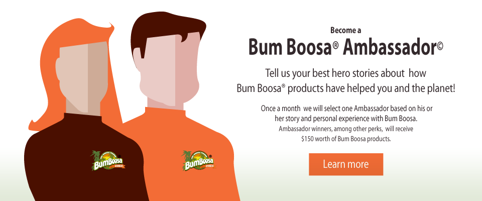 Bum Boosa Ambassador Program
